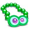 Camfrog Mardi Gras Beads