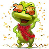 2015 Party Frog