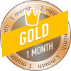 1 Month of Camfrog Gold